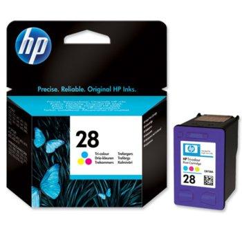 ГЛАВА HEWLETT PACKARD DeskJet 3300/3400series - Color - P№ C8728AE - заб.: 8ml image