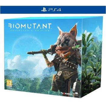 Игра за конзола Biomutant - Collectors Edition, за PS4 image