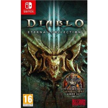 Игра за конзола Diablo III: Eternal Collection, за Nintendo Switch image