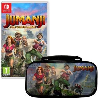 JUMANJI: The Video Game Case Nintendo Switch product