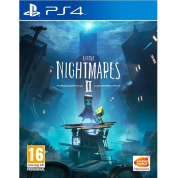 Little Nightmares 2 PS4 product