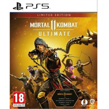 MORTAL KOMBAT 11 ULTIMATE LIMITED EDITION PS5 product