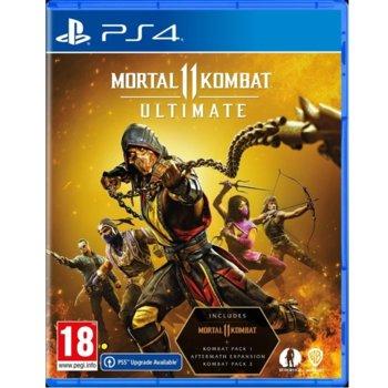 Mortal Kombat 11 Ultimate Edition PS4 product