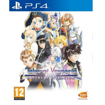 Tales Of Vesperia: Definitive Edition PS4 product