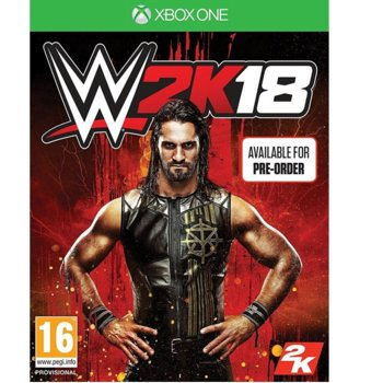 WWE 2K18 product