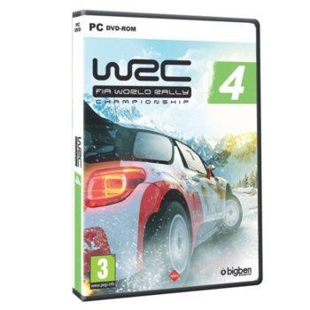 WRC 4: FIA World Rally Championship product