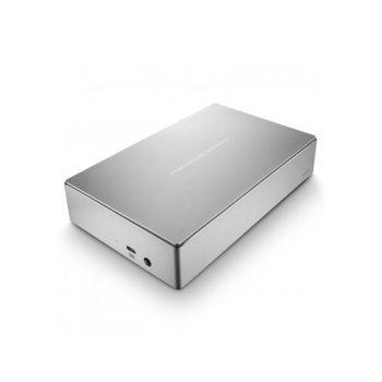"""Твърд диск 5TB Lacie Porsche Design STFE5000200, външен, 3.5"""" (8.89 cm), USB Type C, сребрист image"""