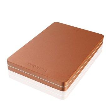 500GB Toshiba Canvio Alu 3S Red product