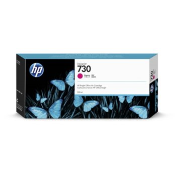 Мастило за HP DesignJet T1700 - P2V69A - Magenta - 300ml image