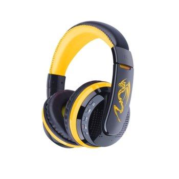 Слушалки Ovleng MX666, безжична, микрофон, Bluetooth, различни цветове, Радио image