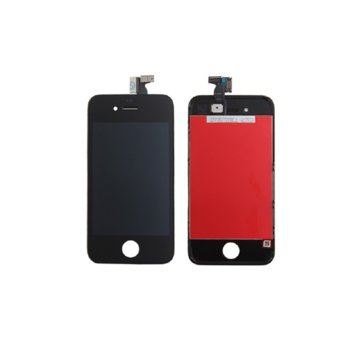 iPhone 4, LCD with touch assembly, black product