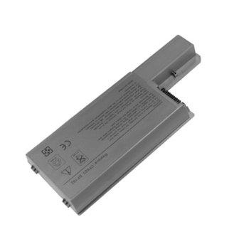 Батерия (заместител) за лаптоп DELL Latitude, съвместима с D820/D830, 6cell, 11.1V, 6600 mAh  image