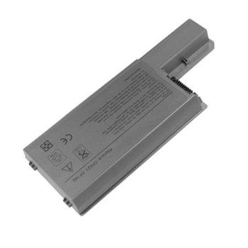 Батерия (заместител) за DELL Latitude D820, съвместима с D830/D530/D531/M65, 6cell, 11.1V, 4400mAh image
