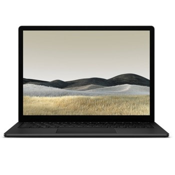 "Лаптоп Microsoft Surface Laptop 3 (VGY-00024), четириядрен Ice Lake Intel Core i5-1035G7 1.2/3.7 GHz, 13.5"" (34.29 cm) WQHD Multi-Touch Glare Display, (USB C), 8GB DDR4, 128GB SSD, 1x USB-C, Windows 10 Home image"