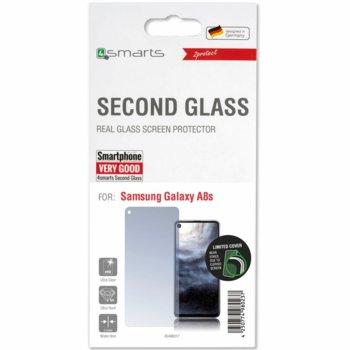 Протектор от закалено стъкло /Tempered Glass/, 4Smarts 4S496017, за Samsung Galaxy A8s  image
