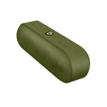 Тонколона Beats By Dre Beats Pill+, 2.0, 12W, Bluetooth, USB A, Lightning port, 3.5mm jack, зелена image