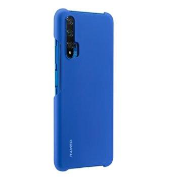 Kалъф за Huawei Nova 5T, Huawei Terminal Protective Case And Cover, син image