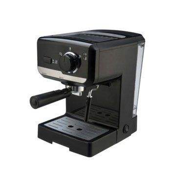 Ръчна еспресо кафемашина Crown CEM-1518, 15 bar, 1.5 л. резервоар, защита от прегряване, 1140W image