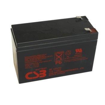 Акумулаторна батерия CSB, 12V, 7.2Ah image