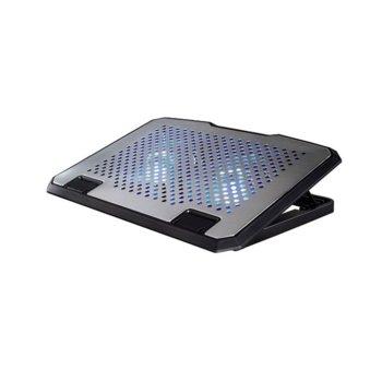 "Охлаждаща поставка за лаптоп Hama 53064, универсална, за лаптопи до 13.3/15.6"" image"