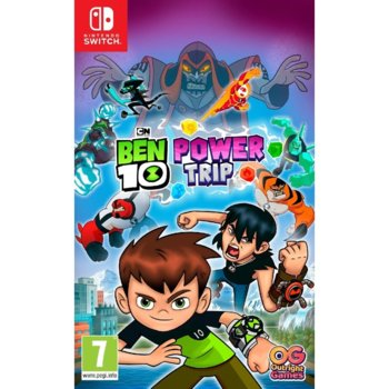 Игра за конзола Ben 10: Power Trip!, за Nintendo Switch image