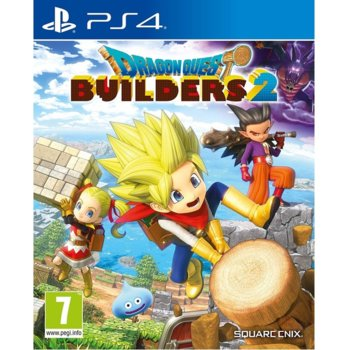 Dragon Quest Builders 2 PS4 product