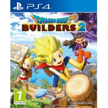 Игра за конзола Dragon Quest Builders 2, за PS4 image