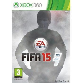 Игра за конзола FIFA 15, за XBOX360 image