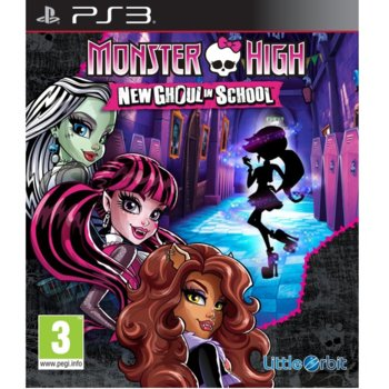 Monster High: New Ghoul in School product