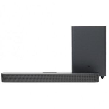 Soundbar система за домашно кино JBL Bar, 2.1, безжична, Bluetooth, HDMI, USB, 300W RMS, черен image