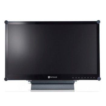 "Монитор AG Neovo RX-24 , 23.6"" (59.94 cm), TFT, Full HD, 3ms, 1000 :1, 300cd/m2, HDMI, DVI image"