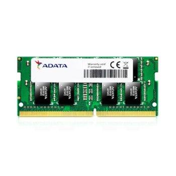 Памет 4GB DDR4 2400MHz, SO-DIMM, A-Data, 1.2V image