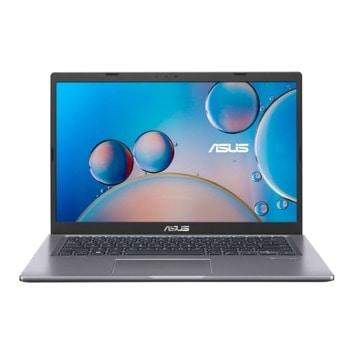"Лаптоп Asus VivoBook 14 X415EA-EB511T (90NB0TT2-M07430)(сив), четириядрен Tiger Lake Intel Core i5-1135G7 2.4/4.2 GHz, 14.0"" (35.56 cm) Full HD IPS Anti-Glare Display, (HDMI), 8GB DDR4, 512GB SSD, 1x USB 3.2 Gen 1 Type-C, Windows 10 Home image"