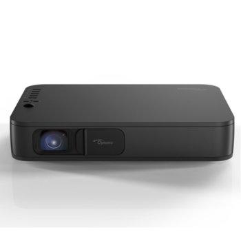 Проектор Optoma LH200, DLP, Full HD (1920x1080), 200 000:1, 2000 lm, HDMI, USB image