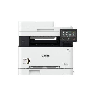 Мултифункционално лазерно устройство Canon i-SENSYS MF-641CW, цветен, принтер/копир/скенер, 600 x 600 dpi, 18 стр/мин, Wi-Fi, LAN, USB, A4 image