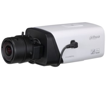 "IP камера Dahua IPC-HF5231E-E, насочена ""bullet"", 2 Mpix(1920×1080@30FPS), H.264/H.265, PoE, RS485 порт, microSD слот, 1/1 channel In/Out, 1 Built-in Mic, без обектив image"