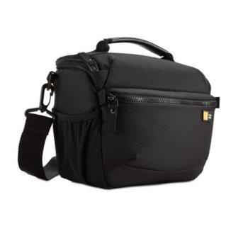 Чанта за видеокамера Case Logic BRCS-103, за DSLR камера с обектив и аксесоари, полиестер, черна image