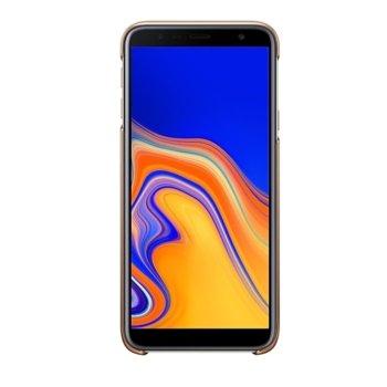 Калъф за Samsung Galaxy J4+ J415, оригинален калъф, златист image