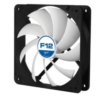 Вентилатор 120mm ARCTIC F12, 3-пинов, 1350rpm image