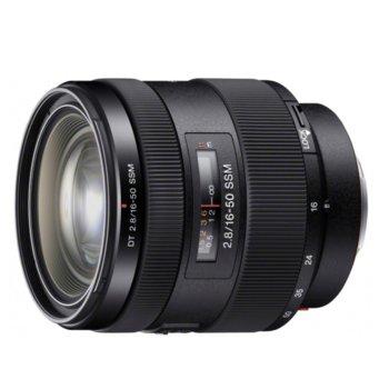 Обектив Sony SAL-1650, 16-50mm DSLR, водоустойчив image