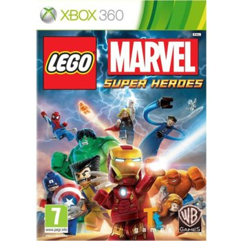 LEGO Marvel Super Heroes product
