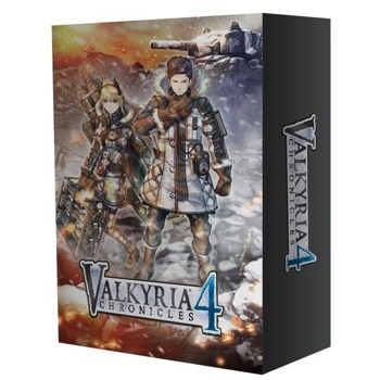 Valkyria Chronicles 4: MFBPE PS4 product