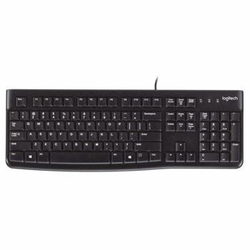Клавиатура Logitech K120 for Business, кирилизирана по БДС, USB image
