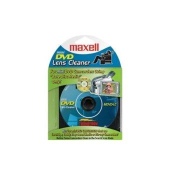 Почистващ диск Maxell Camcorder mini, за камери, 1 бр. image