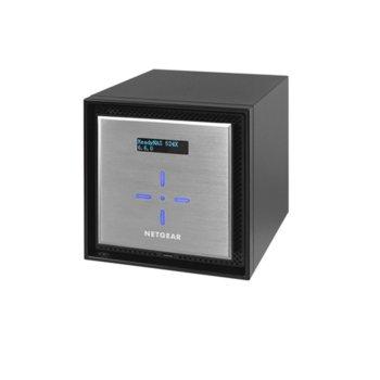 Netgear ReadyNAS 524 RN524X00-100NES product