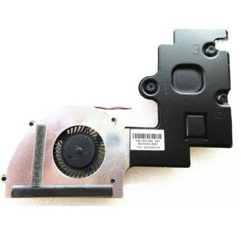 Вентилатор за лаптоп, съвместим с Acer Aspire ES1-311 + Heatsink image