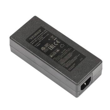 Захранващ PoE адаптер MikroTik 48V2A96W, 48V/2A/96W image