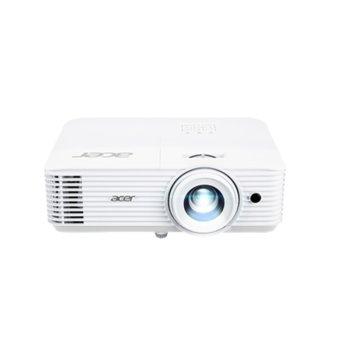 Проектор Acer X1527i, DLP, Full HD (1920 x 1080), 10 000:1, 4000 lm, HDMI, VGA, USB, AUX image