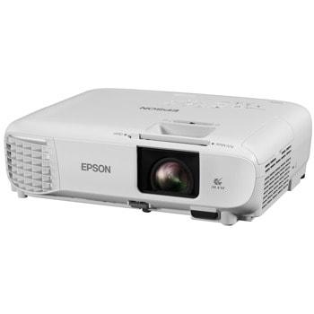 Проектор Epson EB-FH06, 3LCD, Full HD (1920 x 1080), 16 000:1, 3500lm, HDMI, VGA, USB  image