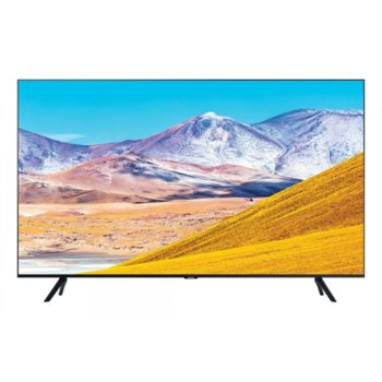 "Телевизор Samsung UE65TU8072UXXH, 65"" (165.1 cm) 4K Ultra HD Smart TV, DVB-T2CS2, Wi-Fi, LAN, Bluetooth, 3x HDMI, 2x USB image"